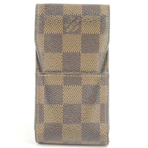 Louis Vuitton Handbags - Louis Vuitton Damier Ebene Mobile Etui Phone and